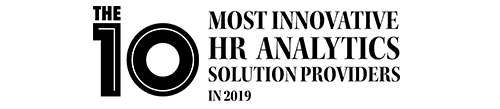 The Most innovative TOP 10 HR Analytics Solutions Provider in 2019
